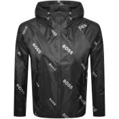 Product Image for BOSS Caslo Logo Jacket Black