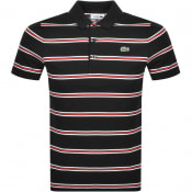 Product Image for Lacoste Sport Polo T Shirt Black