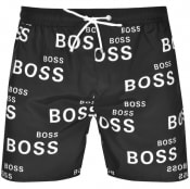 Product Image for BOSS Rayfish Swim Shorts Black