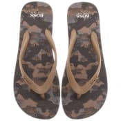 Product Image for BOSS Pacific Flip Flops Beige