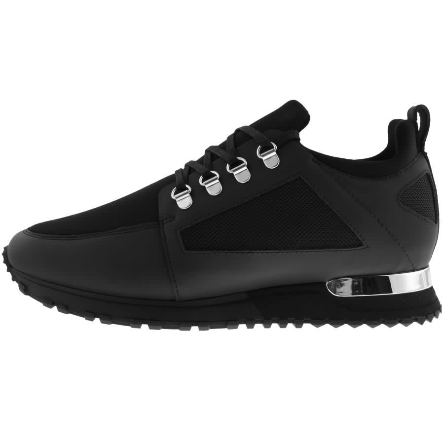 Mallet Hiker Trainers Black | Mainline