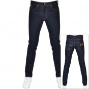 Product Image for Versace Jeans Couture Skinny Fit Jeans Navy