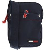 Product Image for Tommy Jeans Campus Boy Reporter Bag Navy