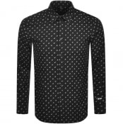Product Image for Diesel S Riley Long Sleeved Shirt Black