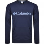 Product Image for Columbia River Logo Sweatshirt Navy