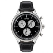 Product Image for BOSS HUGO BOSS Companion Watch Black