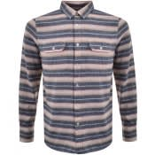 Product Image for Penfield Hammat Striped Shirt Navy