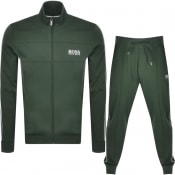 Product Image for BOSS Bodywear Lounge Tracksuit Khaki