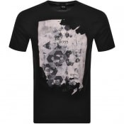 Product Image for BOSS Tsummery T Shirt Black