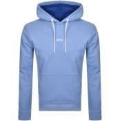 Product Image for BOSS Weedo 2 Pullover Hoodie Blue