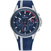 Product Image for Tommy Hilfiger 1791859 Aiden Watch Blue