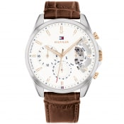 Product Image for Tommy Hilfiger 1710450 Watch Brown