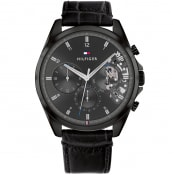 Product Image for Tommy Hilfiger 1710452 Watch Black