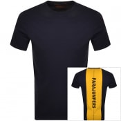 Product Image for Parajumpers Track T Shirt Navy