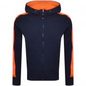 Product Image for Parajumpers Aldrin Full Zip Hoodie Navy