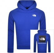 Product Image for The North Face Redbox Hoodie Blue