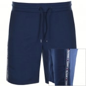 Product Image for Tommy Hilfiger Loungewear Icon Logo Shorts Navy