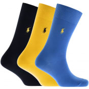 Product Image for Ralph Lauren 3 Pack Socks