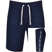 Product Image for Ralph Lauren Loungewear Logo Shorts Navy