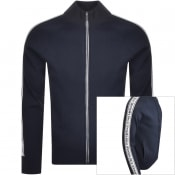 Product Image for Michael Kors Full Zip Sweatshirt Navy