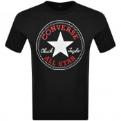 Product Image for Converse Chuck Taylor Logo T Shirt Black