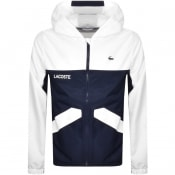 Product Image for Lacoste Sport Full Zip Jacket White