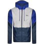 Product Image for Under Armour Legacy Windbreaker White