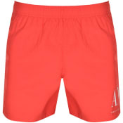 Product Image for Armani Exchange Swim Shorts Red