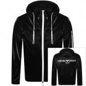 Product Image for Emporio Armani Full Zip Jacket Black