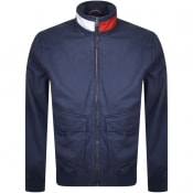 Product Image for Tommy Jeans Flag Bomber Jacket Navy