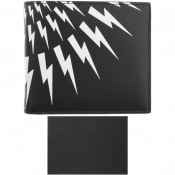 Product Image for Neil Barrett Thunderbolt Wallet Black
