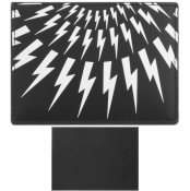 Product Image for Neil Barrett Thunderbolt Card Holder Black