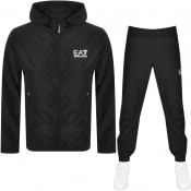 Product Image for EA7 Emporio Armani Tracksuit Black