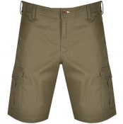 Product Image for Gant Relaxed Twill Utility Shorts Khaki