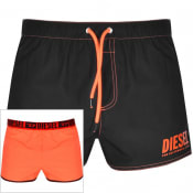 Product Image for Diesel BMBX Sandy Swim Shorts Black