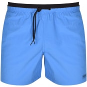Product Image for Barbour International Tipped Swim Shorts Blue