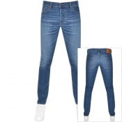 Product Image for Diesel D Luster Slim Fit Jeans Blue