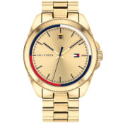 Product Image for Tommy Hilfiger Riley Watch Gold