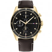 Product Image for Tommy Hilfiger Parker Watch Black