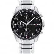 Product Image for Tommy Hilfiger Parker Watch Silver