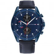 Product Image for Tommy Hilfiger Parker Watch Blue