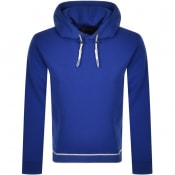 Product Image for Emporio Armani Pullover Hoodie Blue