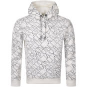 Product Image for Emporio Armani Pullover Hoodie White