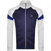Product Image for Luke 1977 Kas 3 Full Zip Sweatshirt Navy