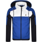 Product Image for Luke 1977 Brownhills Benyon Hooded Jacket Navy