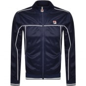 Product Image for Fila Vintage Terry Zip Track Top Navy