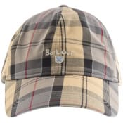 Product Image for Barbour Tartan Sports Cap Beige