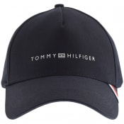 Product Image for Tommy Hilfiger Uptown Baseball Cap Navy