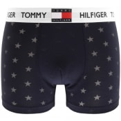 Product Image for Tommy Hilfiger Burnout Star Trunks Navy
