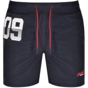 Product Image for Superdry Water Polo Swim Shorts Navy